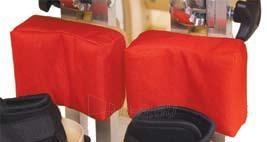 Priedas darbo kėdutei ZEBRAS (paminkštinta atrama blauzdoms) Paveikslėlis 1 iš 1 250630400020