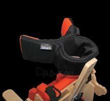 Priedas darbo kėdutei ZEBRAS (paminkštinta atrama kaklui) Paveikslėlis 1 iš 1 250630400017
