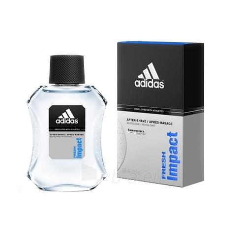 Priemonė po skutimosi Adidas Fresh Impact Aftershave 100ml Paveikslėlis 1 iš 1 250881300128