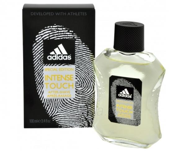 Priemonė po skutimosi Adidas Intense Touch Aftershave 100ml Paveikslėlis 1 iš 1 250881300131