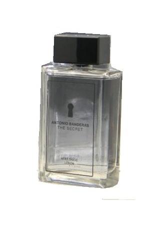 Lotion balsam Antonio Banderas The Secret Aftershave 100ml Paveikslėlis 1 iš 1 250881300140