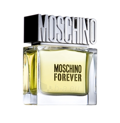 Lotion balsam Moschino Forever Aftershave 100ml Paveikslėlis 1 iš 1 250881300429