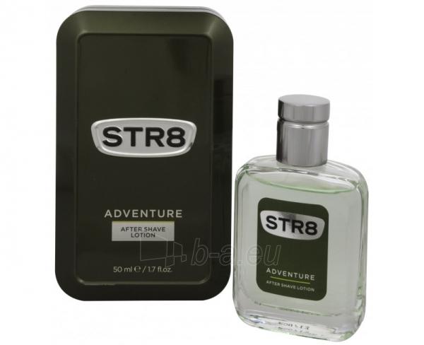 Lotion balsam STR8 Adventure Aftershave 50ml Paveikslėlis 1 iš 1 250881300487