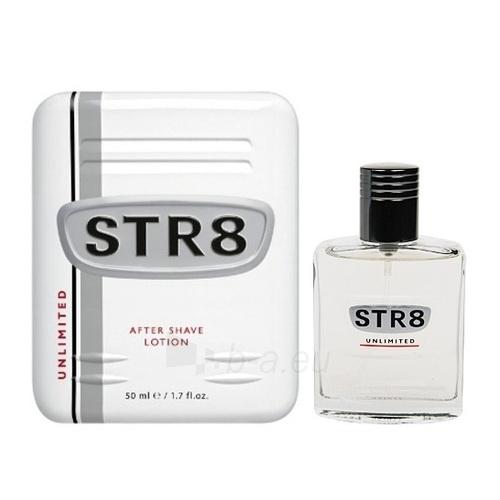 Lotion balsam STR8 Unlimited Aftershave 50ml Paveikslėlis 1 iš 1 250881300493