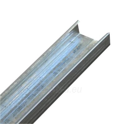 Profilis CD-60/27 4,00 m (0,5 mm) Paveikslėlis 1 iš 1 236218000156