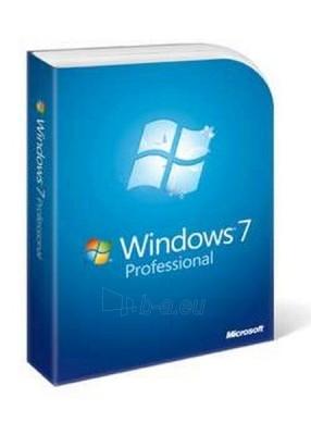 Programinė įranga WIN PRO 7 LITHUANIAN DVD Paveikslėlis 1 iš 1 250258000036