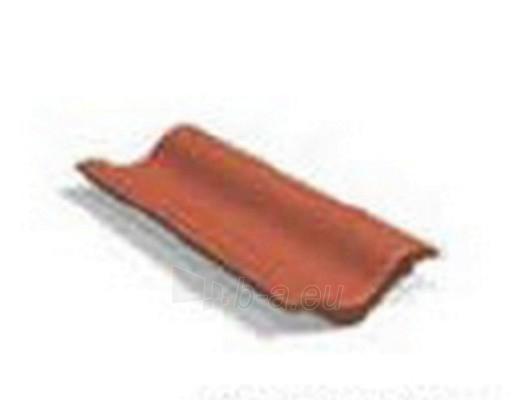 Pusinė čerpė su falcu dvibangė Paveikslėlis 1 iš 1 237170100024