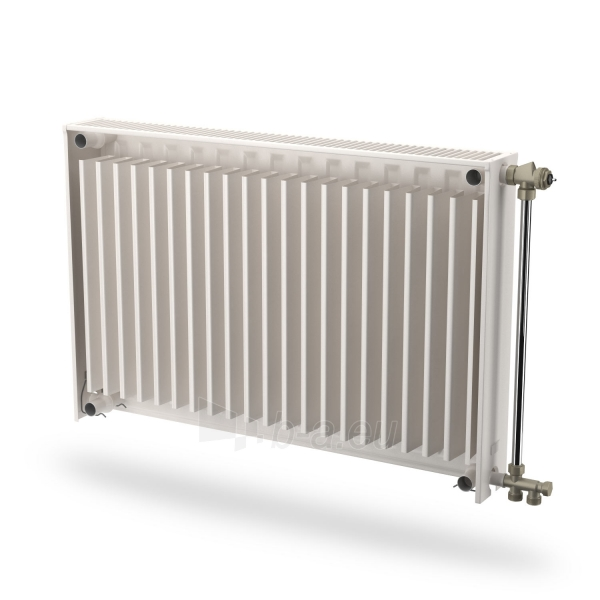 Radiator PURMO C 22 550-500, subjugation on the side Paveikslėlis 3 iš 5 270621000919