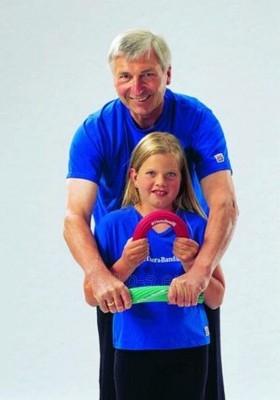 Rankos treniruoklis 'FlexBar' (mėlynas) Paveikslėlis 2 iš 2 250630500014