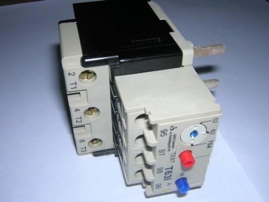 Rėlė šiluminė T63 I 52-75A Paveikslėlis 1 iš 1 222943000082