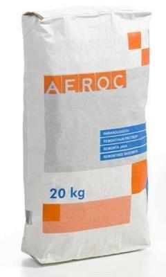 Repair Mortar AEROC 20kg Paveikslėlis 1 iš 1 236750000086