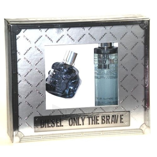 Set Diesel Only the Brave EDT 50ml+200ml shower gel Paveikslėlis 1 iš 1 250812000293