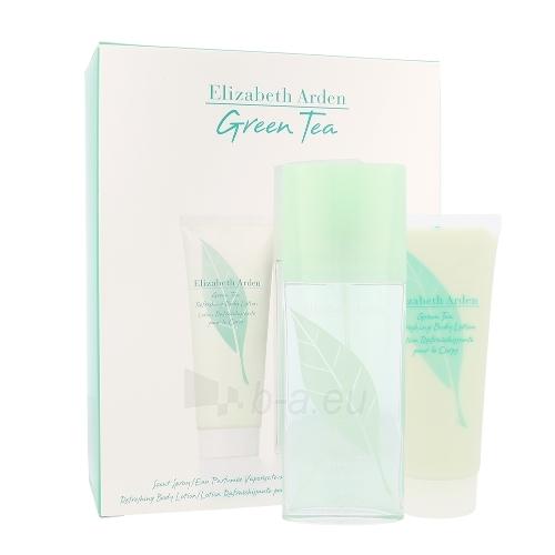 Set Elizabeth Arden Green Tea EDP 100ml + 100ml body lotion Paveikslėlis 1 iš 1 250811000601