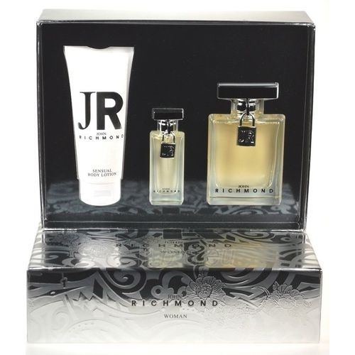 Set John Richmond EDP 100ml+100ml body lotion+EDP 15ml Paveikslėlis 1 iš 1 250811000816