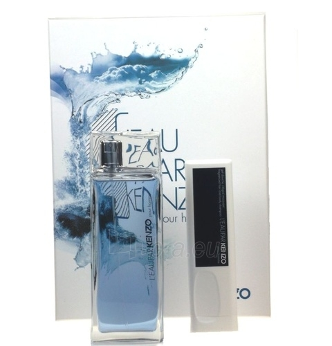 Set Kenzo L'eau par Kenzo (bile) EDT 100ml + 100ml shower gel Paveikslėlis 1 iš 1 250812000450