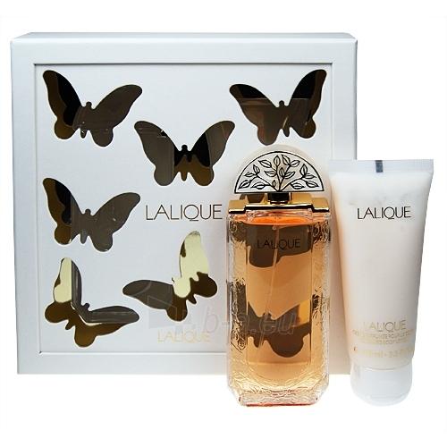 Set Lalique Lalique EDP 100ml + 100ml body lotion Paveikslėlis 1 iš 1 250811001606