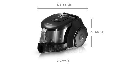 SAMSUNG VCC4325S3K/XSB Vacuum cleaner Paveikslėlis 1 iš 1 250120100336