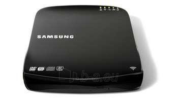 SMG DVDRW 8X BLACK EXT RET USB WIFI SLIM Paveikslėlis 1 iš 1 250255300120