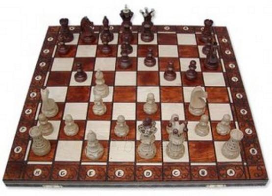 Šachmatai 'AMBASADOR' Paveikslėlis 1 iš 1 251010000043