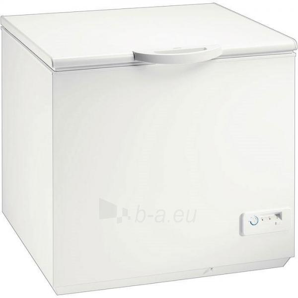 Box freezer Zanussi ZFC627WAP Paveikslėlis 1 iš 1 250116001299