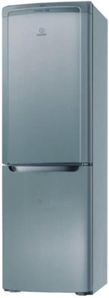 Refrigerator Indesit PBAA 34 V X Paveikslėlis 1 iš 1 250116001391