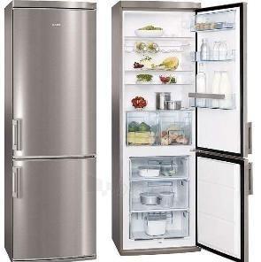 Ledusskapis-saldētava AEG S53600CSS0 Paveikslėlis 1 iš 1 250116001018