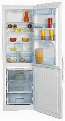 Ledusskapis-saldētava BEKO CNA 32420 A+ Paveikslėlis 1 iš 1 250116000984
