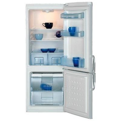 Refrigerator-freezer BEKO CSA 21000 Paveikslėlis 1 iš 1 250116000625