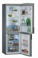 Refrigerator-freezer Whirlpool ARC 6709 IX Paveikslėlis 1 iš 1 250116000099