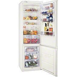 Refrigerator freezer Zanussi ZRB940PW2 Paveikslėlis 1 iš 1 250116001429