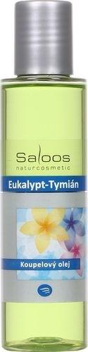 Salus Bath Oil Eucalyptus-Thyme Cosmetic 125ml Paveikslėlis 1 iš 1 250897000014