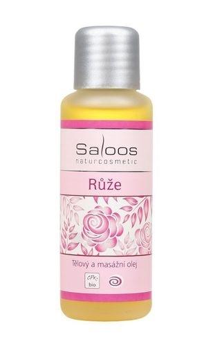 Salus Body and Massage Oil Rose Cosmetic 50ml Paveikslėlis 1 iš 1 250850200058