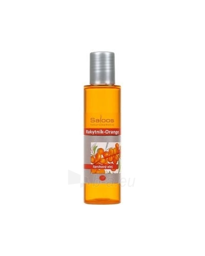 Salus Shower Oil Orange-Sea Buckthorn Cosmetic 125ml Paveikslėlis 1 iš 1 2508950000011
