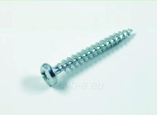 Pan Head Self-tapping Screw DIN7981 3,9x16-Zn H Paveikslėlis 1 iš 1 236040000019
