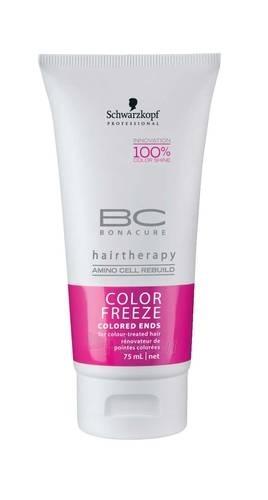 Schwarzkopf BC Bonacure Color Freeze Colored Ends Cosmetic 75ml Paveikslėlis 1 iš 1 250832400078