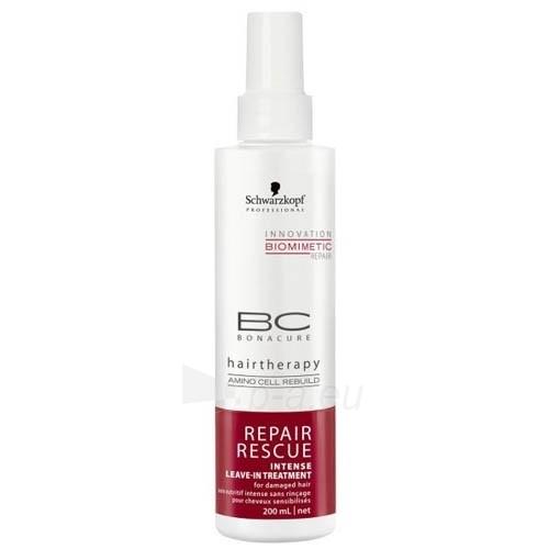 Schwarzkopf BC Bonacure Repair Rescue Spray Treatment Cosmetic 200ml Paveikslėlis 1 iš 1 250832400085
