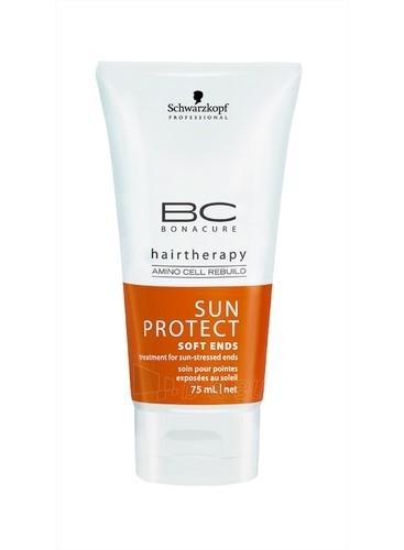 Schwarzkopf BC Bonacure Sun Protect Soft Ends Cosmetic 75ml Paveikslėlis 1 iš 1 250832400088