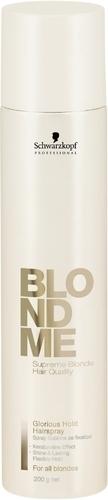 Schwarzkopf Blond Me Glorious Hold Hairspray Cosmetic 300ml Paveikslėlis 1 iš 1 250832500046