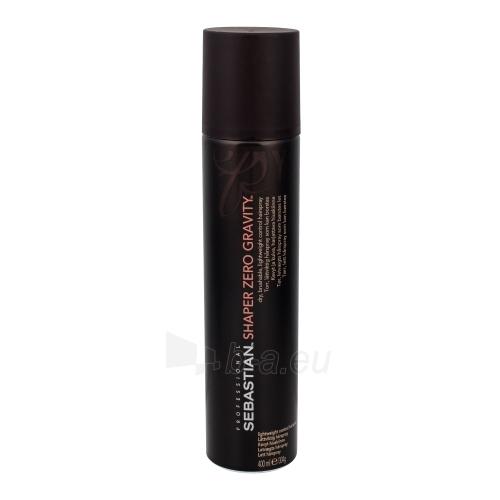 Sebastian Shaper Zero Gravity Hairspray Cosmetic 400ml Paveikslėlis 1 iš 1 250832500094
