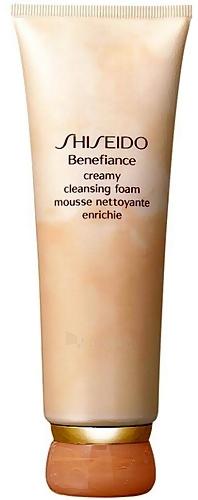 Shiseido BENEFIANCE Creamy Cleansing Foam Cosmetic 125ml Paveikslėlis 1 iš 1 250840700325