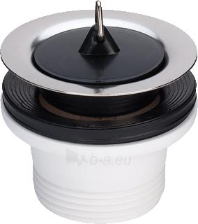 Sifono ventilis VIEGA su kamsčiu 40x70 Paveikslėlis 1 iš 1 270530000152