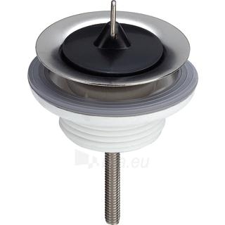 Sifono ventilis praustuvui VIEGA plastikinis su kamščiu Paveikslėlis 1 iš 1 270530000149