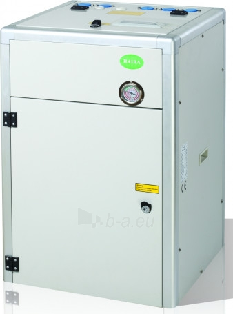 Šilumos siurblys HISEER GHP10, 10 kW, 400 V Paveikslėlis 1 iš 1 271801000017