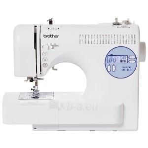 Siuvimo mašina BROTHER DS-140 Paveikslėlis 1 iš 1 250110100134