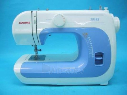 Siuvimo mašina JANOME 2018S Harmony Paveikslėlis 1 iš 1 250110100084