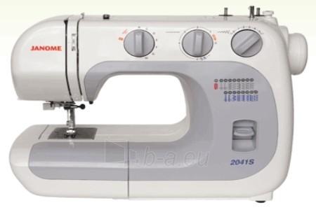 Siuvimo mašina JANOME 2041 NX Paveikslėlis 1 iš 1 250110100088