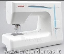 Sewing machines veltinio vėlimui JANOME FM725 Paveikslėlis 1 iš 1 250110100105