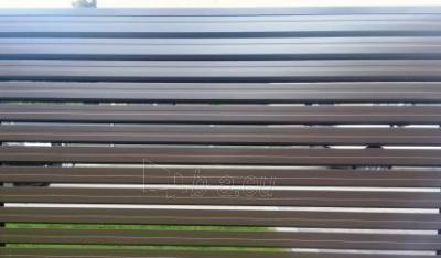 Skardinės tvoros segmentas 14x1500x2500 LX dvipusio dažymo Paveikslėlis 3 iš 7 239314000009