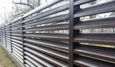Skardinės tvoros segmentas 14x1500x2500 LX dvipusio dažymo Paveikslėlis 6 iš 7 239314000009
