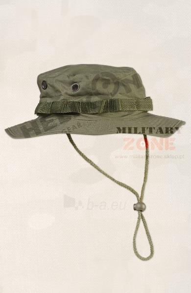 Skrybėlė Boonie Hat kareiviška- Helikon, chaki Paveikslėlis 1 iš 1 251510700066